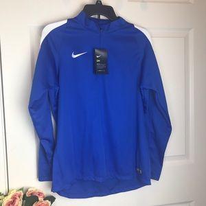 Nike Dri Fit Training Pullover Large
